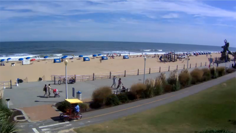 Live Webcam Of Virginia Beach Boardwalk