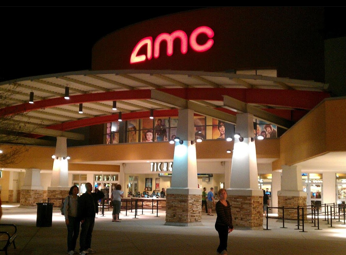 Lynnhaven Mall Amc Theater Virginia Beach Va