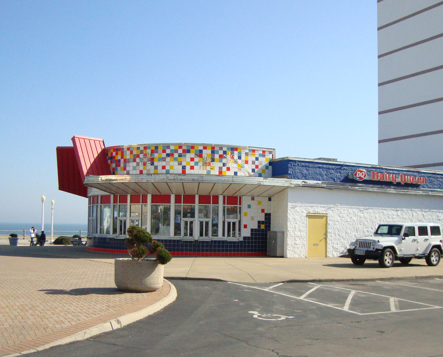 Dairy Queen On The Boardwalk 1609 Atlantic Ave Virginia Beach