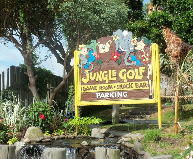 Jungle Golf 302 22nd Street Virginia Beach
