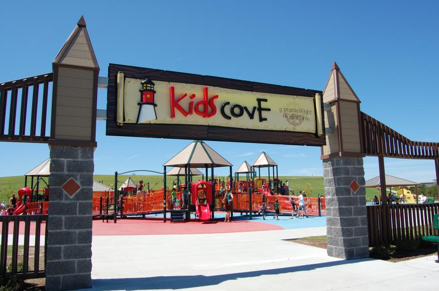 Kids Cove Playground Virginia Beach Vacation Guide