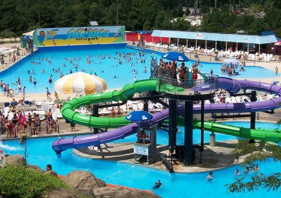 Ocean Breeze Waterpark 849 General Booth Blvd Virginia Beach
