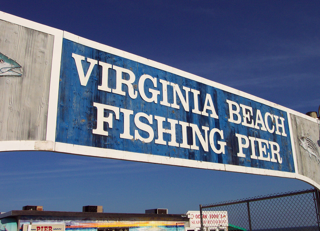 Fishing In Virginia Beach License