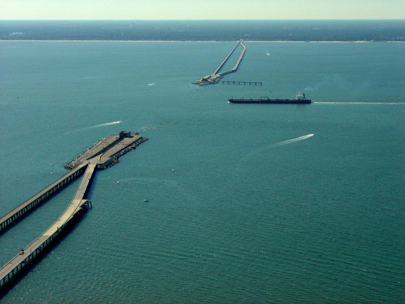 the bay bridge tunnel Virginia general assembly created the chesapeake bay ferry district and the chesapeake bay ferry commission as the governing body of the bridge-tunnel was selected as.