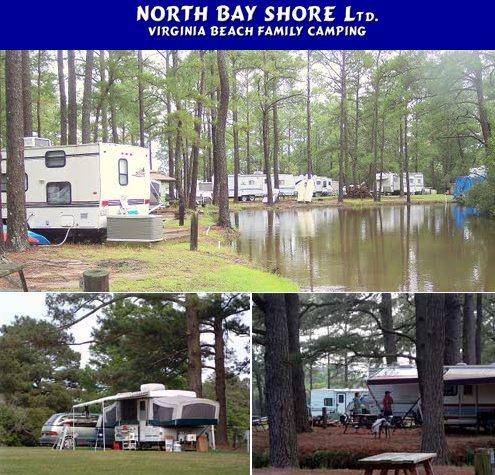 North Bay Shore Family Campground Virginia Beach Vacation Guide
