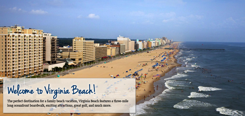 Welcome To Virginia Beach Vacation Guide
