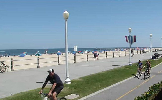 Waterman S Boardwalk Cam In Virginia Beach